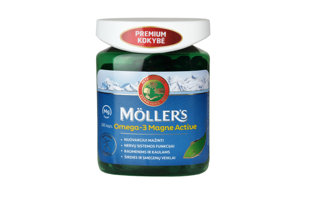 Mollers Active magnis