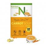 Nutriless morkų kokosų sriuba
