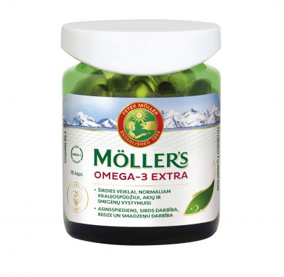 Mollers extra