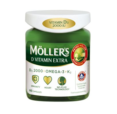 MOllers Extra vit D