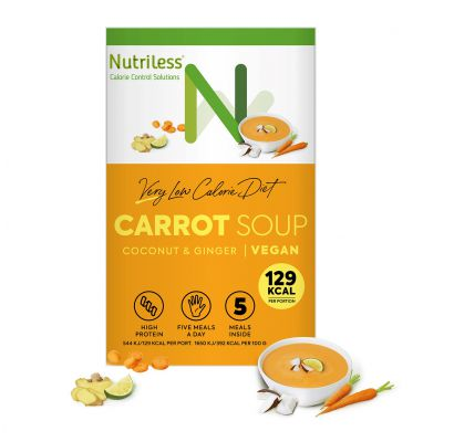 Nutriless morkų sriuba