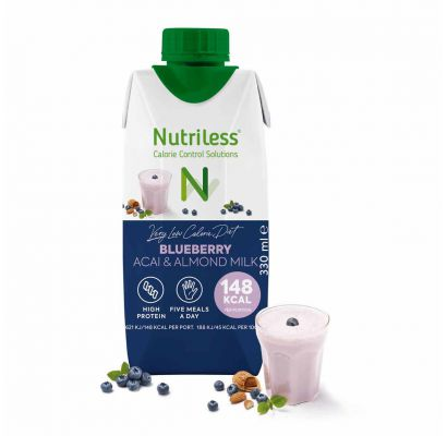 Nutriless mėlynių glotnutis