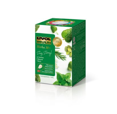 Livol Herba 50+