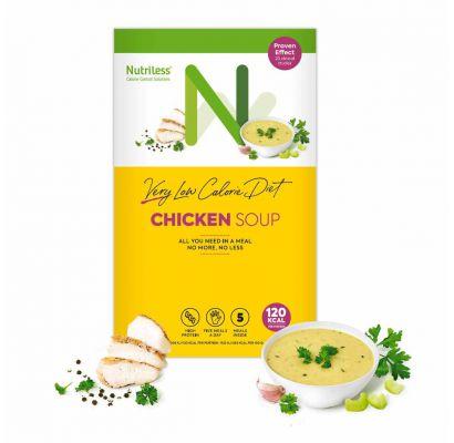 Nutriless vištienos skonio sriuba
