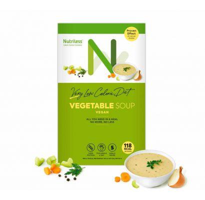 Nutriless daržovių sriuba