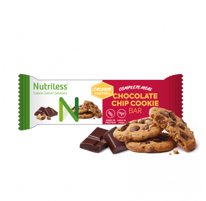 Nutriless chocolate cookie batonėlis