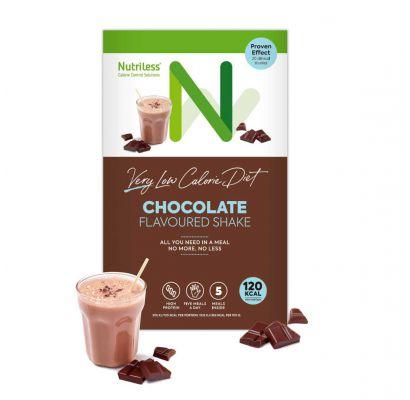 Nutriless šokoladinis kokteilis