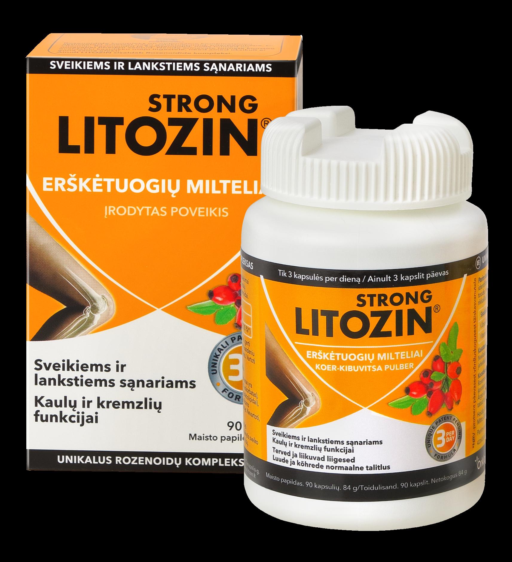 Litozin Strong