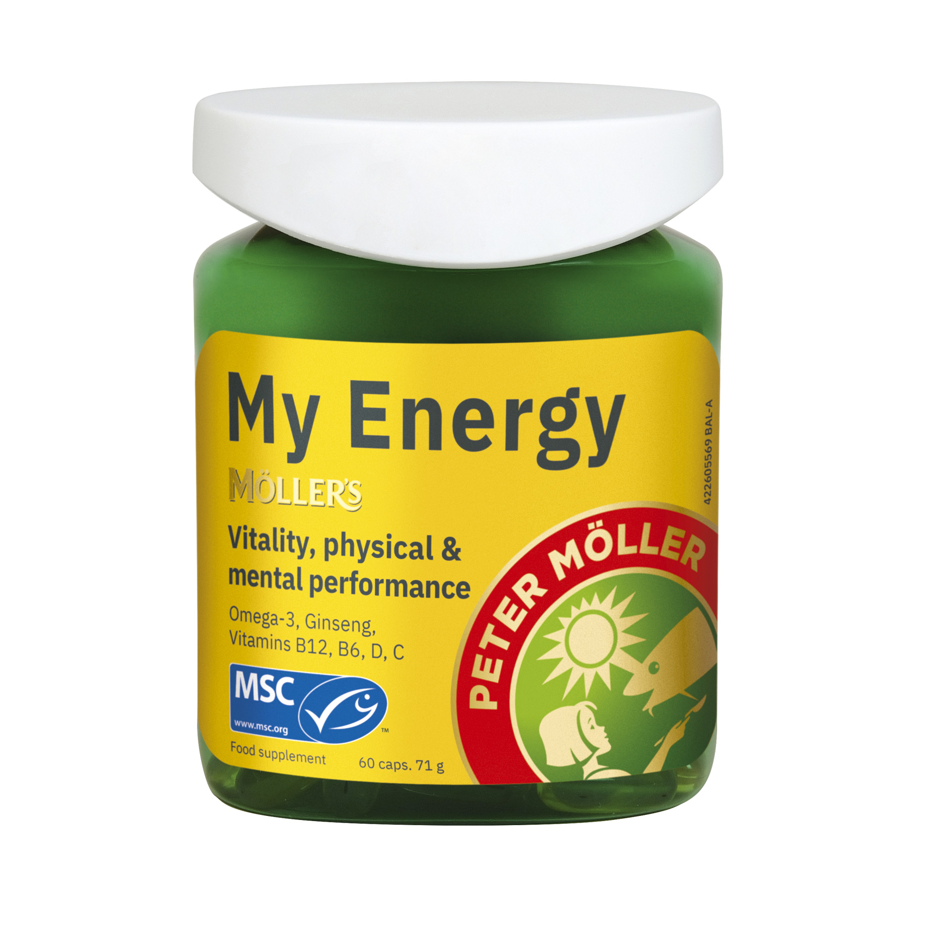 Moller`s My Energy